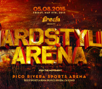 Official Trailer Hardstyle Arena 2015